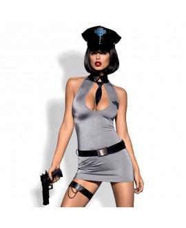 Costume Officier Provocante - Obsessive