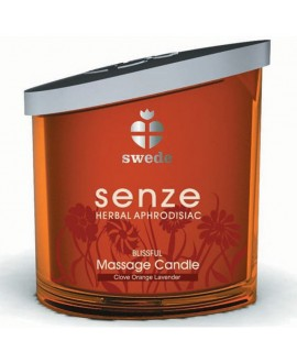 Bougie Massage Orange Lavande - Swede