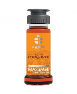 Huile de Massage Abricot Orange - 50ml - Swede