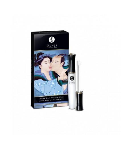 Gloss pour Plaisir Oral Divin - Eau de Coco - Shunga