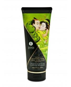 Crème Massage Délectable Poire Thé Vert - Shunga