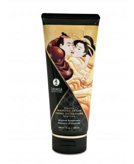 Crème de Massage Délectable Amande - Shunga