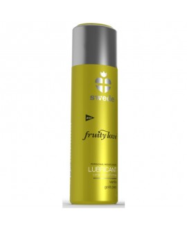 Lubrifiant 100 ml Vanille d'Or Poire - Swede