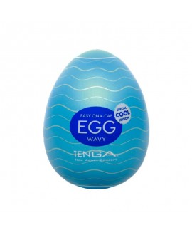 Masturbateur Egg Cool Edition - Tenga