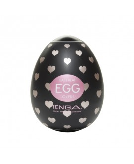 Masturbateur Lovers Egg - Tenga