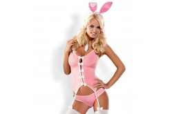 Costume Funny Rose Bunny - Obsessive