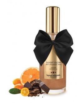 Huile Massage Embrassable Chocolat - Bijoux Indiscrets