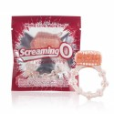 Cockring Transparent 10000 Vibrations/mm - Screaming O