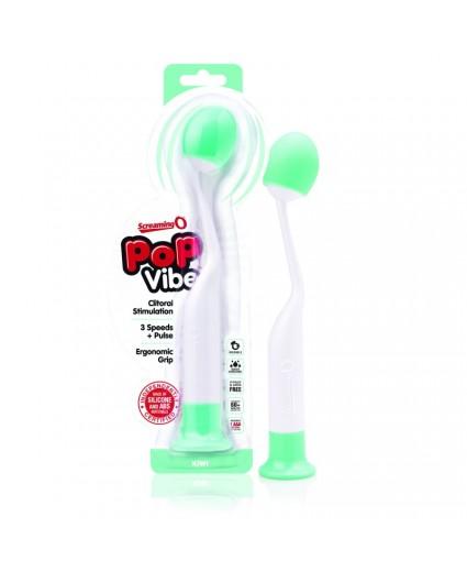 Stimulateur Clitoridien Vert - Screaming O