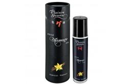 Huile de Massage Vanille 59 ml - Plaisirs Secrets