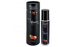 Huile de Massage Litchi 59 ml - Plaisirs Secrets