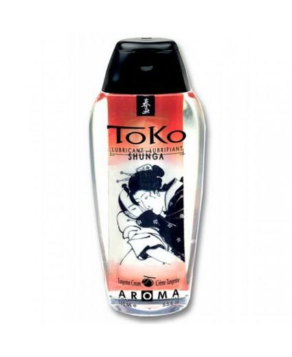 LUBRIFIANT TOKO TANGERINE 165 ML - Shunga