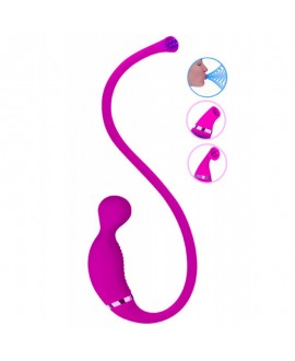 Stimulateur Clitoridien ROMANCE 3 IN 1 USB - Pretty Love