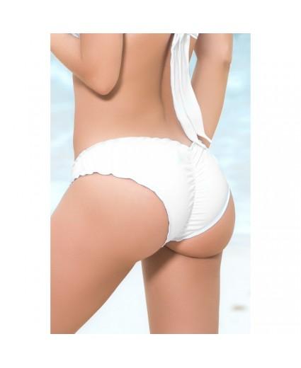 Bas Bikini Blanc Fashion - Mapalé