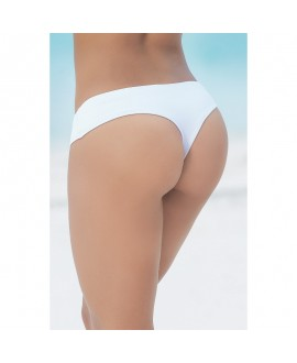 Bas Bikini South Beach Blanc - Mapalé
