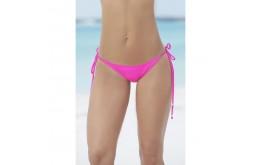 Bas Bikini Rose Façon String - Mapalé