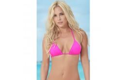 Haut Bikini Triangle Rose - Mapalé