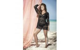 Robe Noire Sexy Sun & Sea - Mapalé