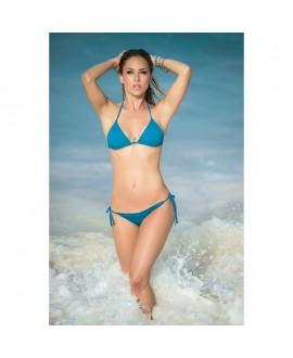 Bikini String Bleu Océan - Mapalé