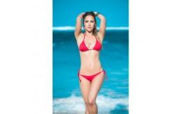 Bikini String Rouge Fraise - Mapalé