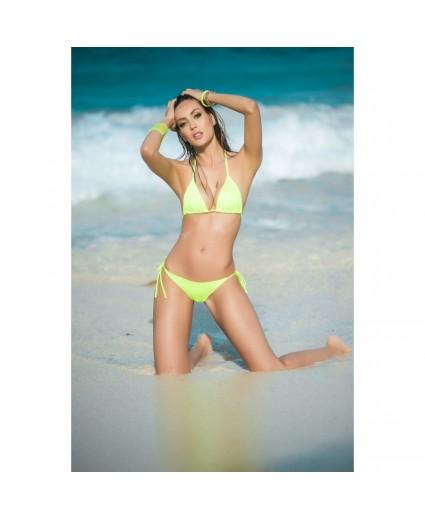 Bikini String Vert Tendre - Mapalé