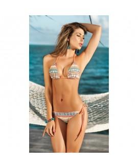 Bikini String Motifs Géométriques Tendresse - Mapalé
