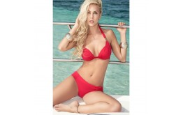 Bikini Fashion Push-Up Rouge - Mapalé