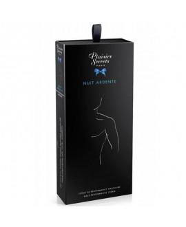 Crème de Performance Masculine NUIT ARDENTE 60 ML - Plaisirs Secrets