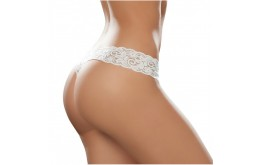 String Blanc Dentelle Sexy - Mapalé