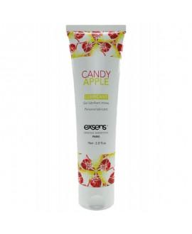 Lubrifiant Water Candy Apple - 70 ml - EXSENS