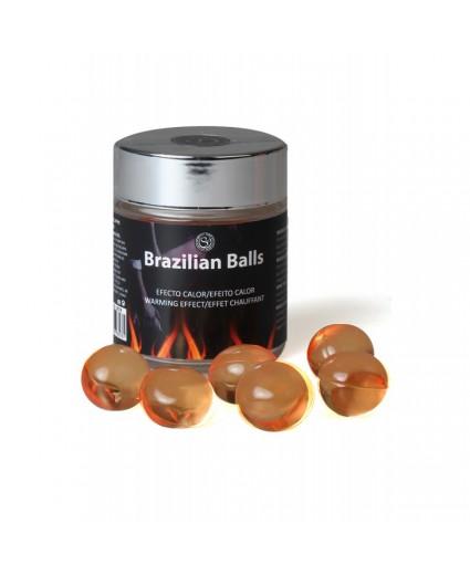 6 Boules Brésiliennes Hot Effect - Brazilian Balls