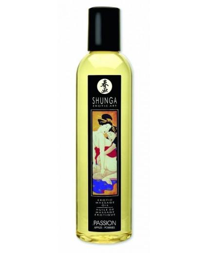 Huile Massage Passion / Pomme - Shunga