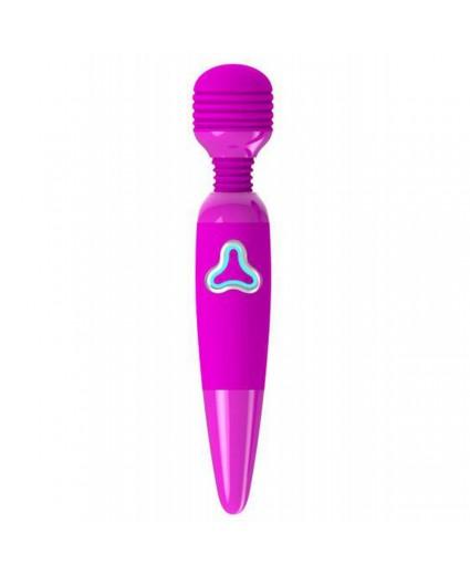 Vibromasseur Body Wand Pink USB - Pretty Love