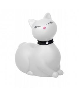 Vibromasseur Chat Vibrant Blanc - Big Teaze Toys