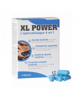 Gélules Homme XL Power 10 gélules - Labophyto