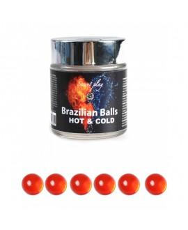 6 Boules Brésiliennes Frio Calor - Brazilian Balls