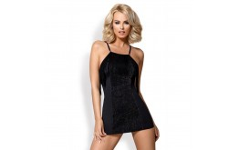 "Robe/Nuisette ""Approche-Toi"" - Obsessive"