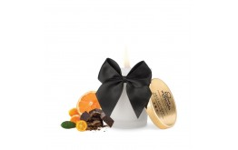 Bougie Massage Embrassable Chocolat - Bijoux Indiscrets