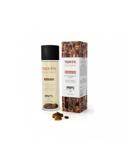 Huile de Massage Bio Macadamia 100 ml - Exsens