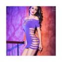 Robe Clubwear Violette - Chilirose