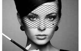 Masque Voilette - Bijoux Indiscrets