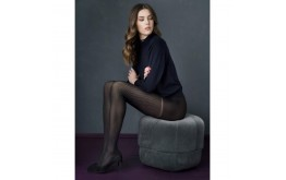 Collant September Black 60 Deniers - Fiore