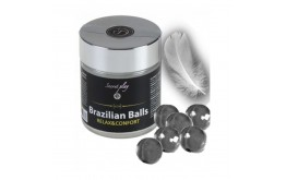 6 Boules Brésiliennes Relax & Confort - Brazilian Balls