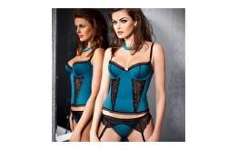 Bustier Blue Beauty - Tessoro