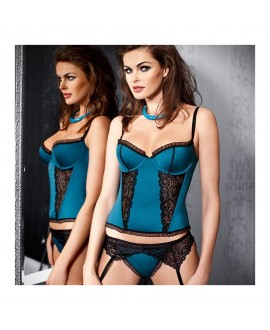 Bustier Blue Beauty - Tessoro