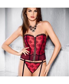 Corset Sexy Madame - Tessoro