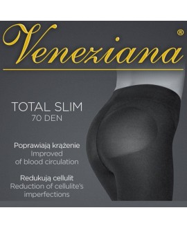 Collant Total Slim 70 - Veneziana