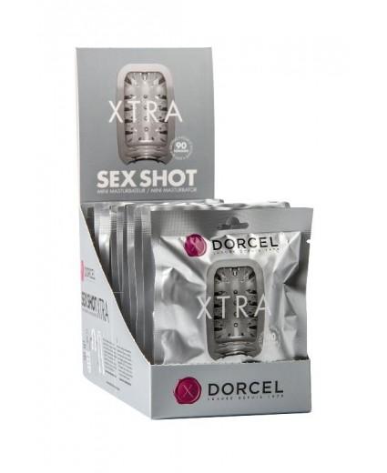 Masturbateur SEX SHOT XTRA - Dorcel