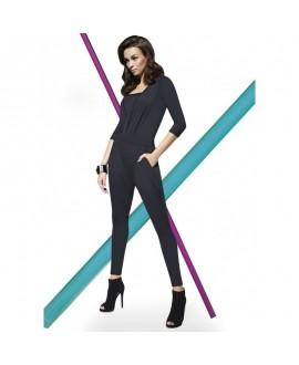 Combinaison Glamour Design - Bas Bleu
