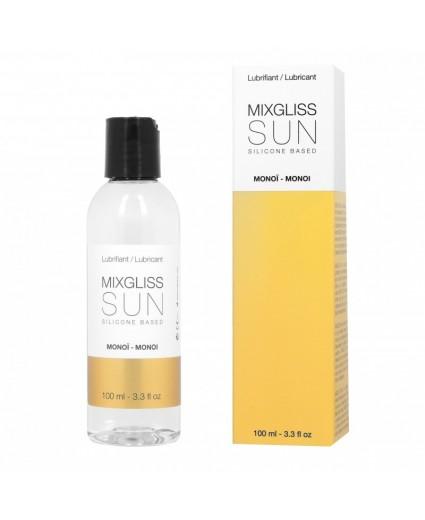 Lubrifiant Sun - Monoi Silicone 100ML - Mixgliss